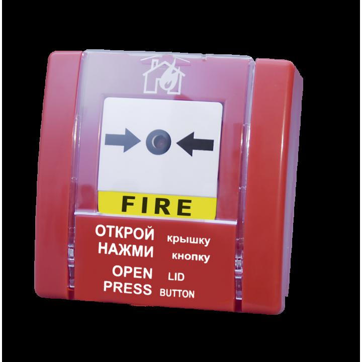 Извещатель пожарный ручной Артон СПР-1
