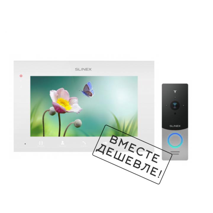 Комплект видеодомофона Slinex SQ-07MT и Slinex ML-20HR