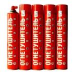 Аэрозольные огнетушители