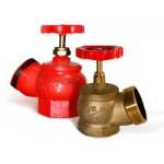 Пожарные краны и вентиля