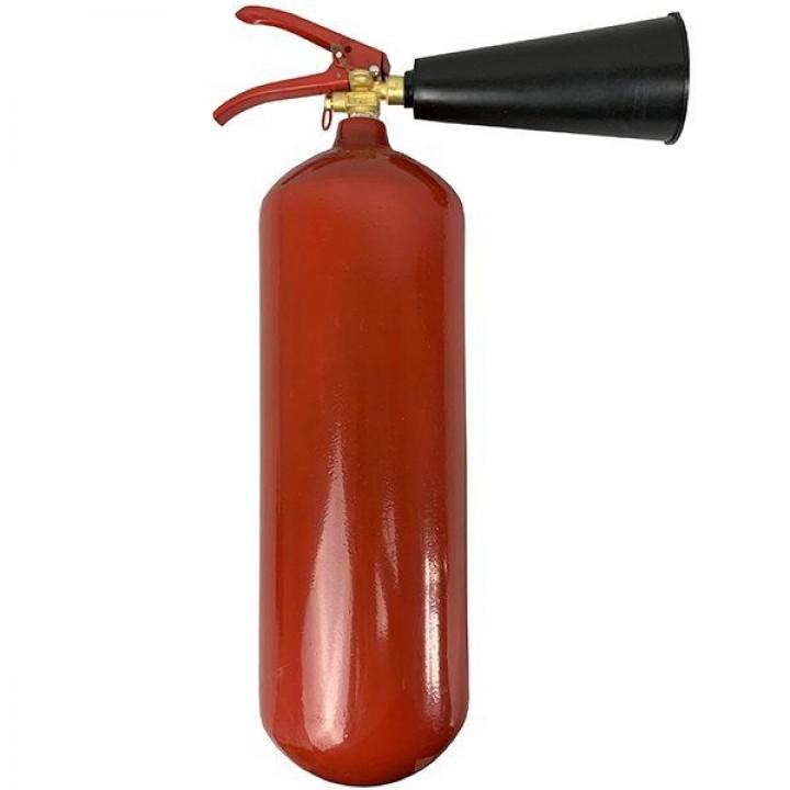 Огнетушитель углекислотный переносной ВВК3.5 (ОУ-5)
