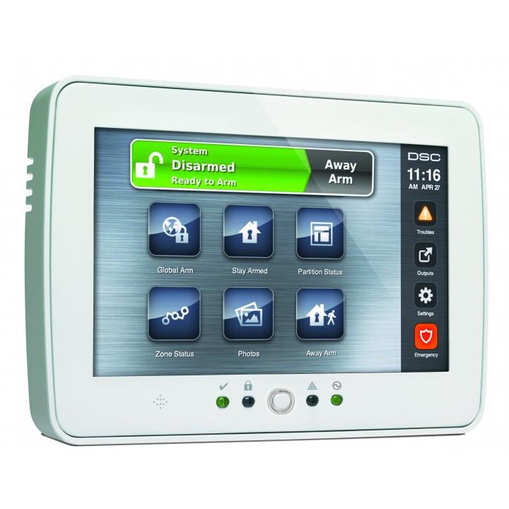 PTK5507 TouchScreen PowerSeries