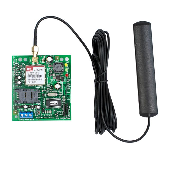 МЦА-GSM - модуль цифрового автодозвона