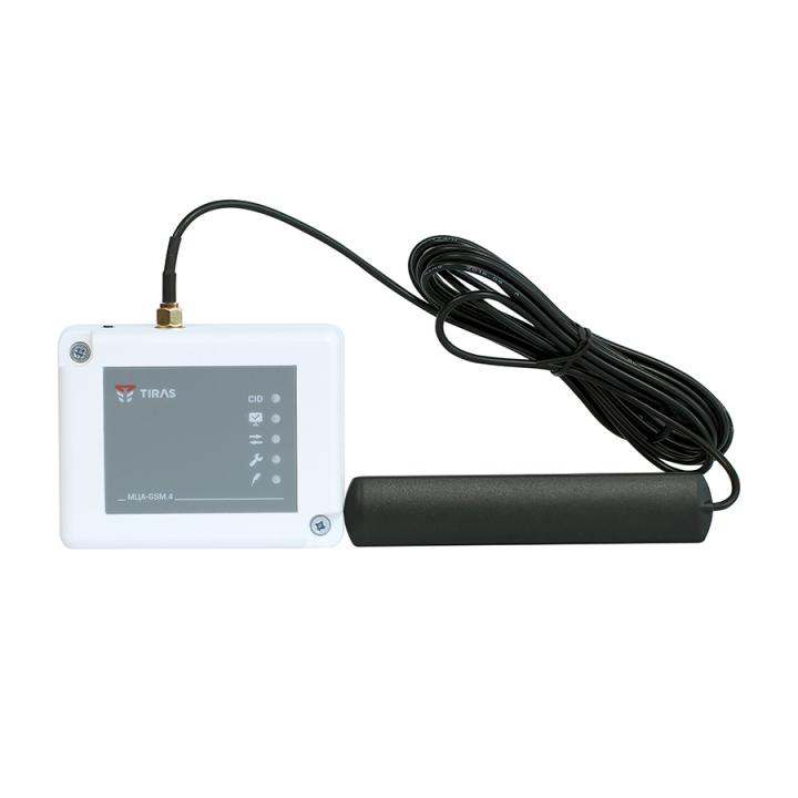 Коммуникатор МЦА-GSM.4 для любых ППКП