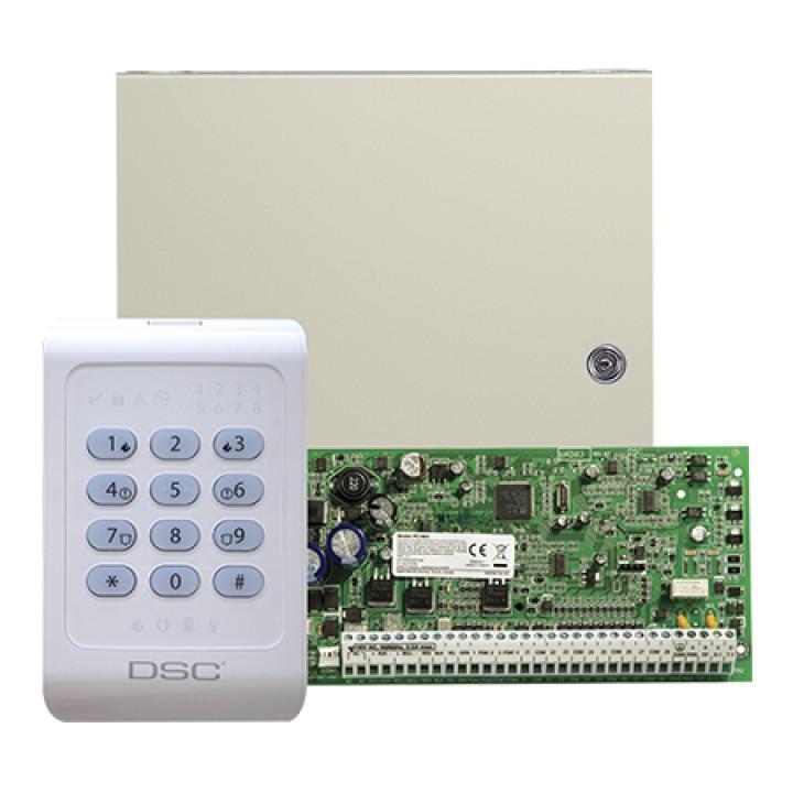 PC-1404 Прибор приемно контрольный с клавиатурой