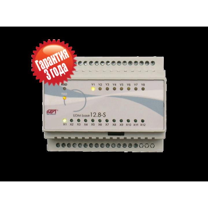UDM base 12.8-S  Свободнопрограммируемый контроллер