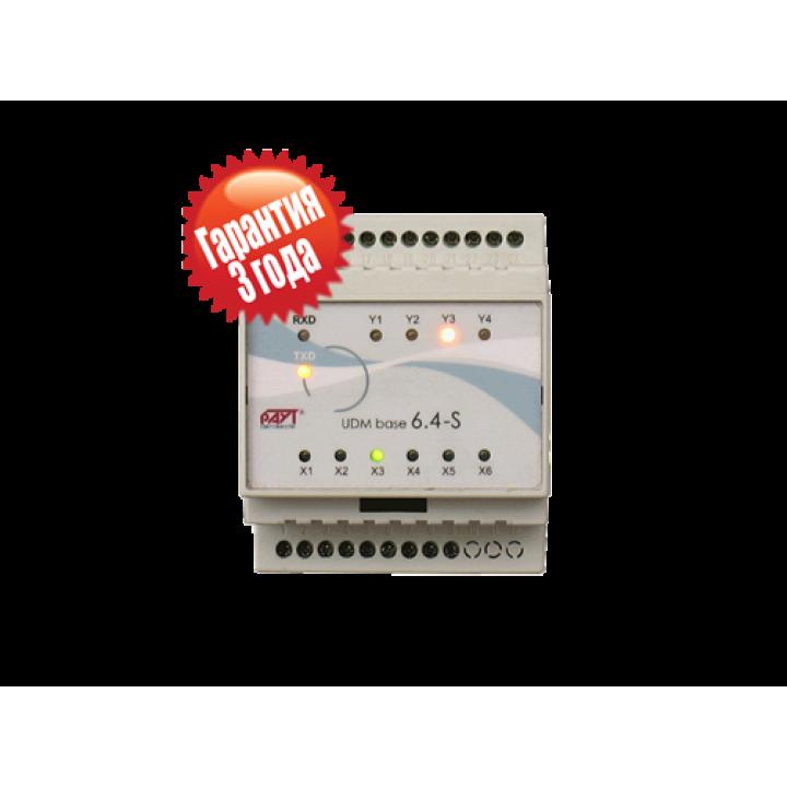 UDM base 6.4-S  Свободнопрограммируемый контроллер