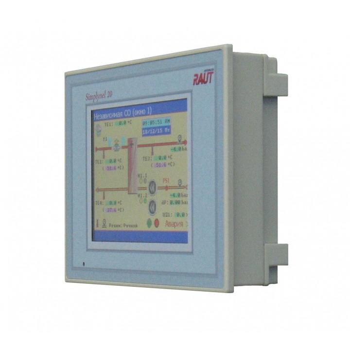 Simplynel 20 Свободно программируемая операторская панель-контроллер