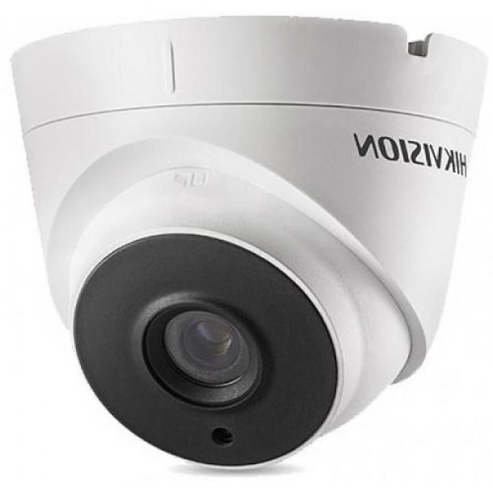 Hikvision DS-2CE56D0T-IT3F купольная Turbo HD-камера с разрешением 2 Мп