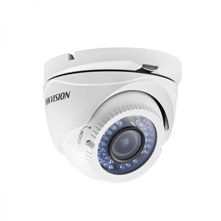Hikvision DS-2CE56D0T-IRMF - купольная Turbo HD-камера с разрешением 2 Мп